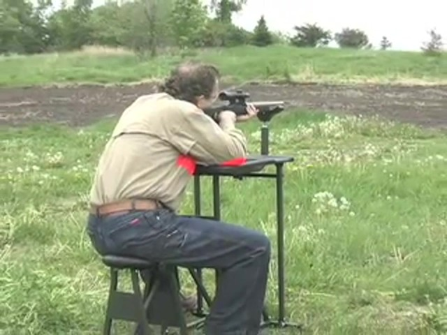 Southwest Tactical™ Buck - Sites™ Shooting Bench - image 8 from the video