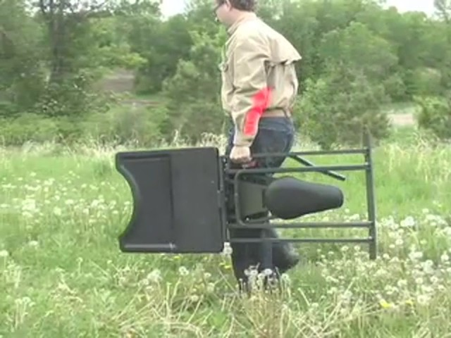 Southwest Tactical™ Buck - Sites™ Shooting Bench - image 9 from the video