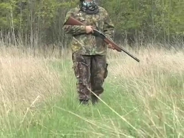 Men's Guide Gear® Waterproof ScentMask™ Shadow Sneaker Hunting Boots Camo - image 2 from the video