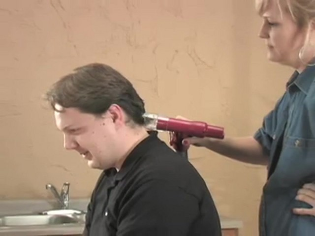 RoboCut® Haircutting System - image 1 from the video
