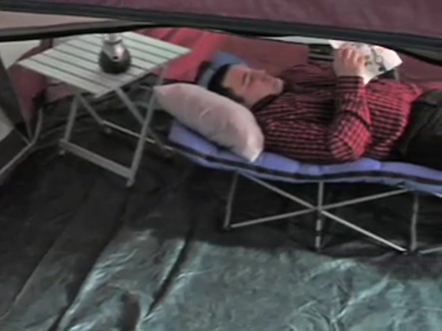 Guide Gear® Instant Folding Cot Olive Drab - image 8 from the video