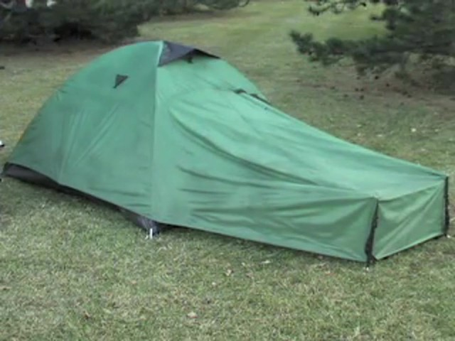 Guide Gear® Full - feature Hiking Tent - image 1 from the video