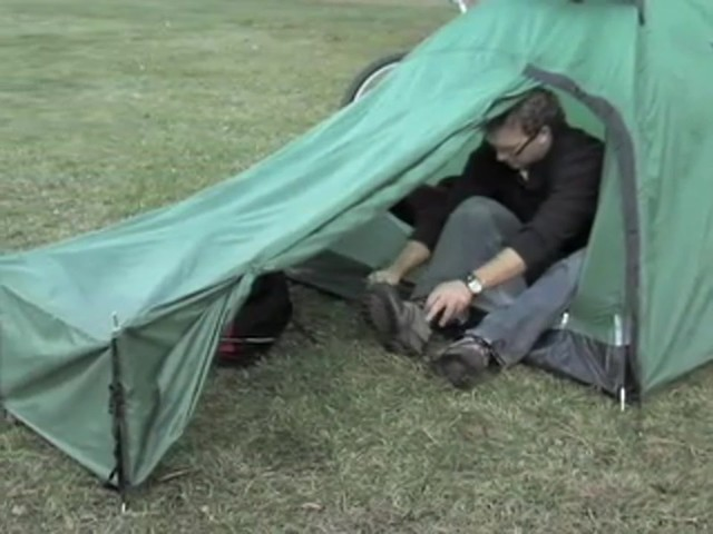 Guide Gear® Full - feature Hiking Tent - image 4 from the video