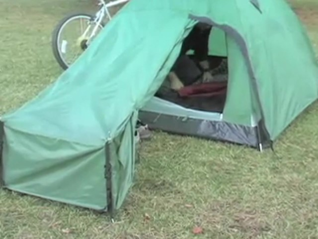 Guide Gear® Full - feature Hiking Tent - image 6 from the video