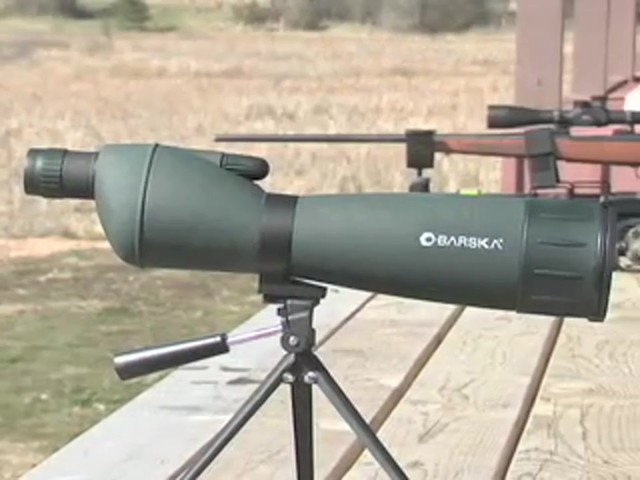 Barska® 25 - 75x75 mm Spotter - image 1 from the video