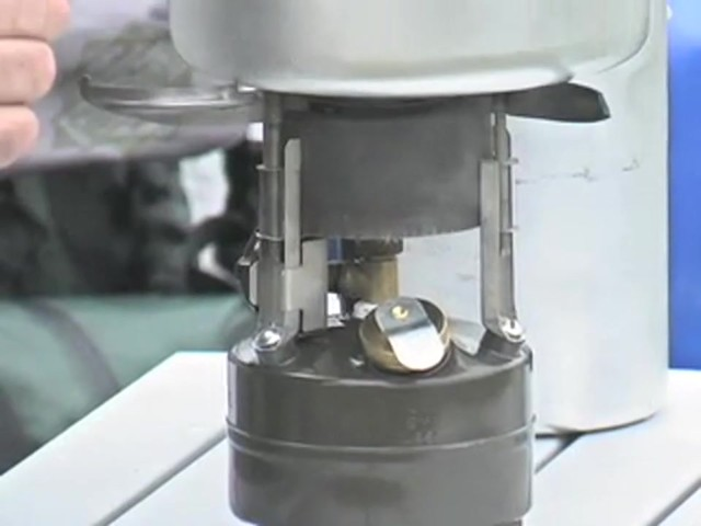 New U.S. Military M1950 Gas Stove - image 8 from the video