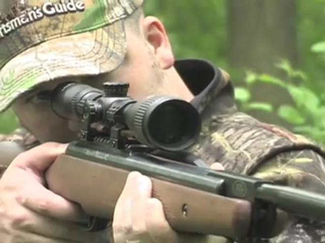 Benjamin® Trail NP™ XL 1500 .177 cal. Air Rifle - image 5 from the video