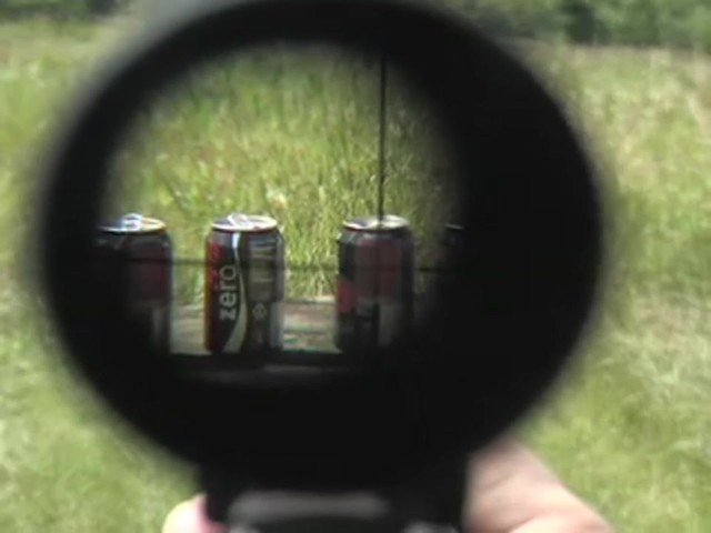 Venom Nitro - Piston™ .177 - cal. Air Rifle with 4x32 mm Scope - image 9 from the video