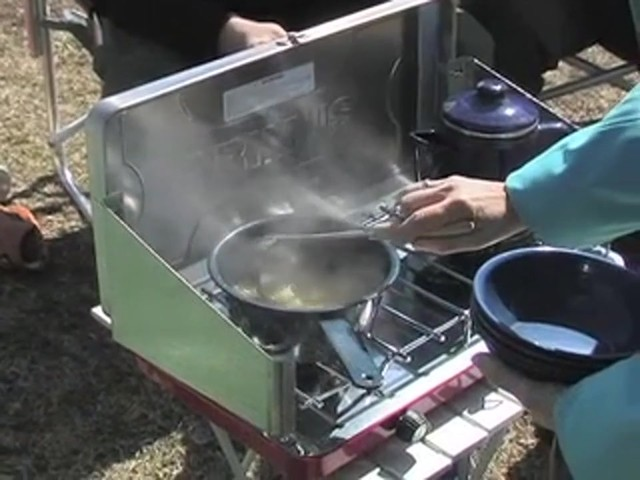 Primus® Atlas 2 - burner Campstove - image 1 from the video