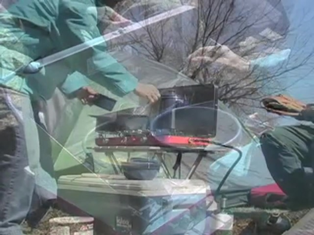 Primus® Atlas 2 - burner Campstove - image 2 from the video