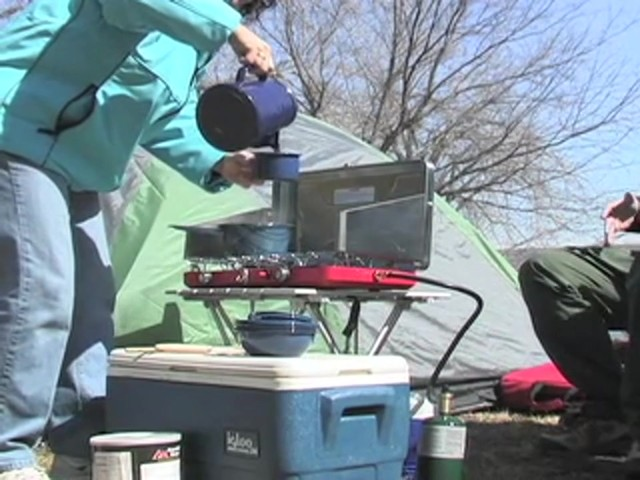 Primus® Atlas 2 - burner Campstove - image 3 from the video