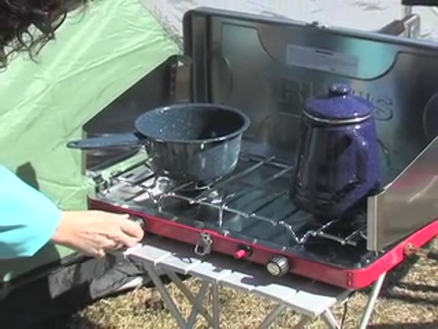 Primus® Atlas 2 - burner Campstove - image 5 from the video