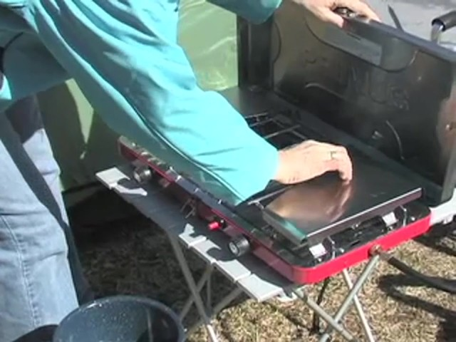 Primus® Atlas 2 - burner Campstove - image 7 from the video