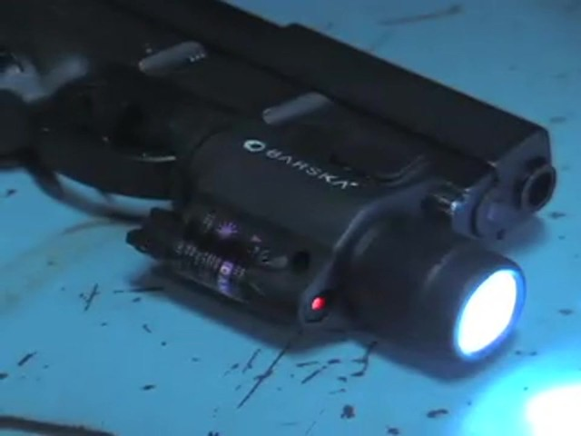 Barksa® Laser / Light Matte Black - image 10 from the video
