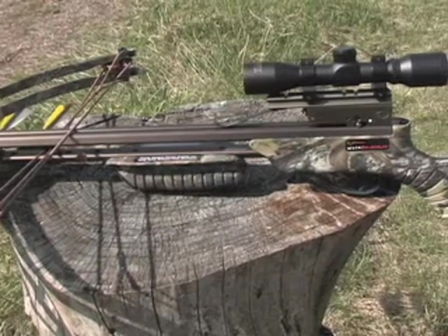 SixPoint® Pro Slider Crossbow Kit - image 1 from the video