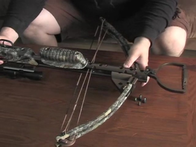 SixPoint® Pro Slider Crossbow Kit - image 5 from the video