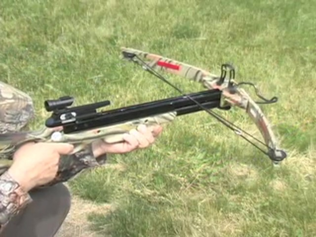 Eagle 6 Deluxe Compound Crossbow - image 1 from the video