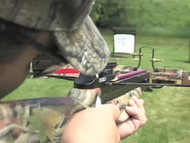 Eagle 6 Deluxe Compound Crossbow - image 7 from the video