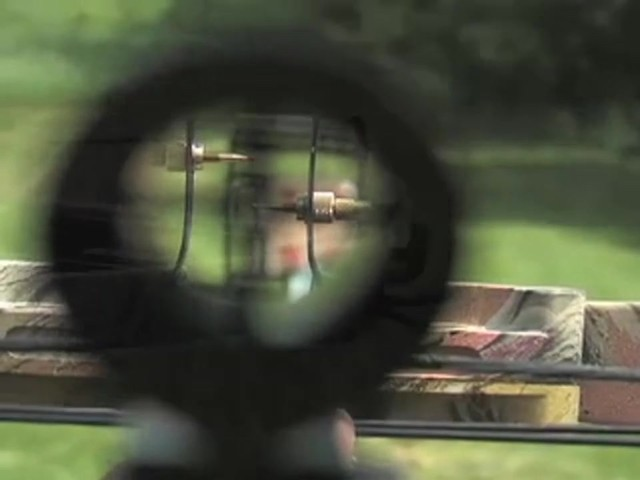 Eagle 6 Deluxe Compound Crossbow - image 8 from the video