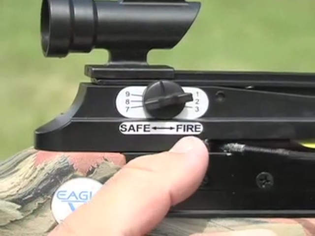 Eagle 6 Deluxe Compound Crossbow - image 9 from the video