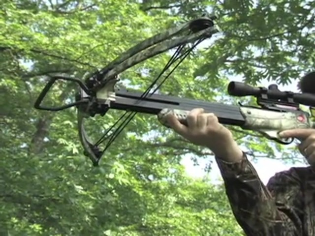 PSE® Reaper™ Crossbow Kit - image 7 from the video