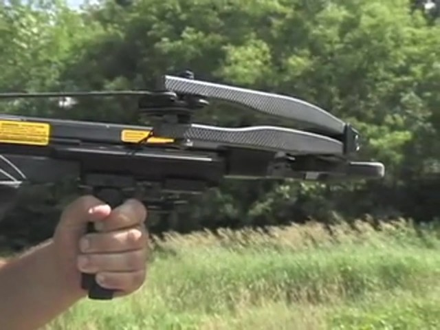 Carbon Express® 3.5T Covert Crossbow Package  - image 1 from the video