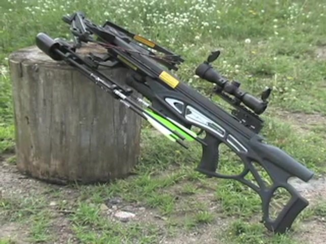 Carbon Express® 3.5T Covert Crossbow Package  - image 10 from the video