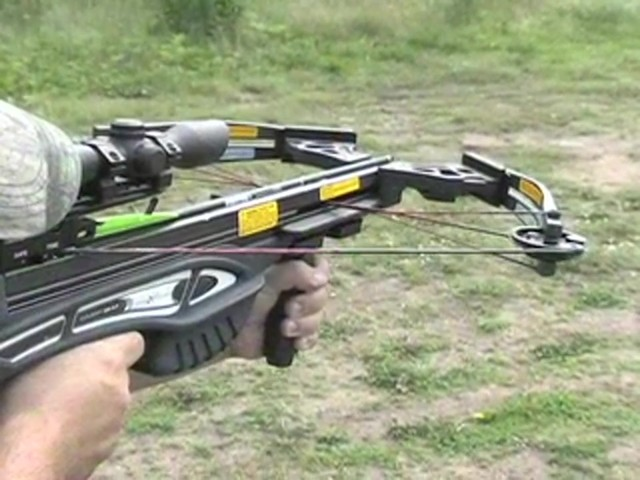 Carbon Express® 3.5T Covert Crossbow Package  - image 2 from the video