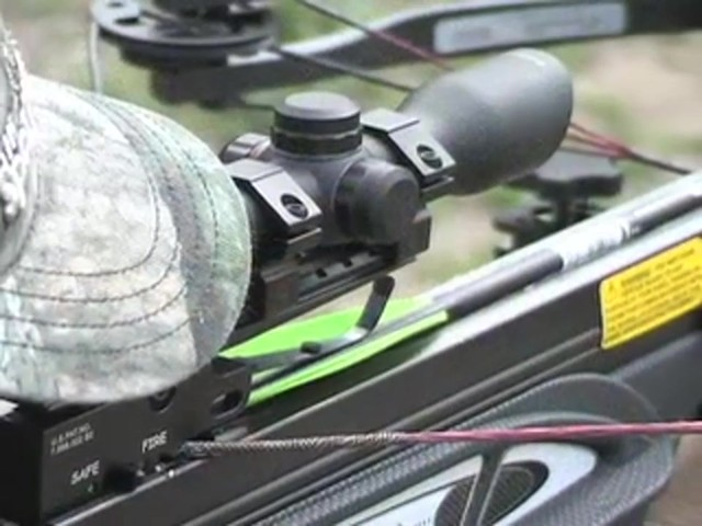 Carbon Express® 3.5T Covert Crossbow Package  - image 4 from the video
