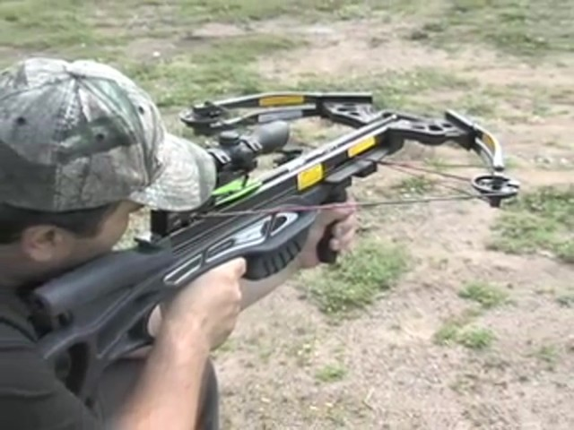 Carbon Express® 3.5T Covert Crossbow Package  - image 5 from the video