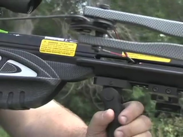 Carbon Express® 3.5T Covert Crossbow Package  - image 6 from the video