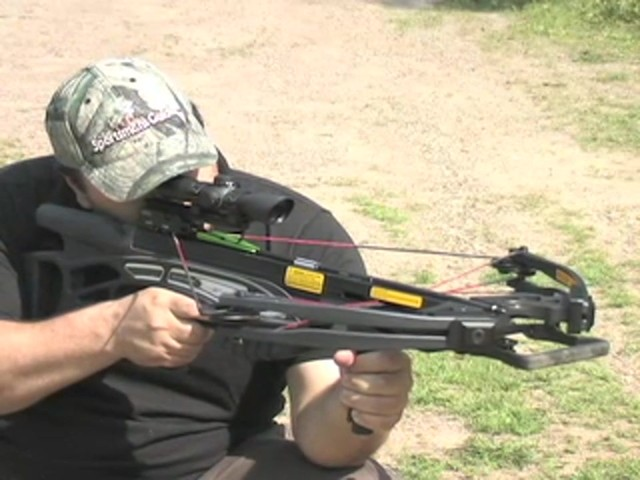 Carbon Express® 3.5T Covert Crossbow Package  - image 9 from the video