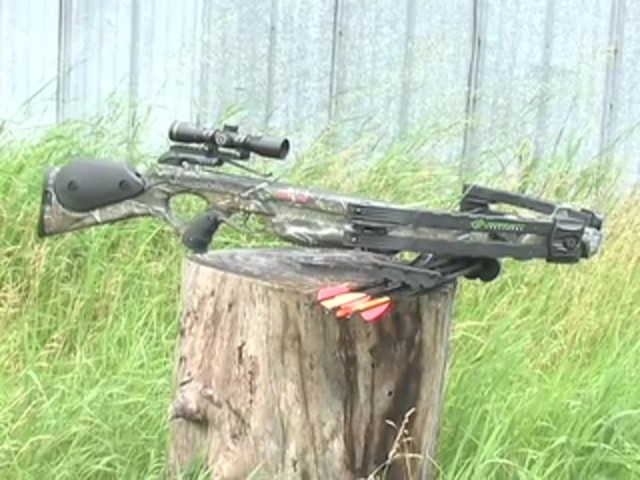 Barnett® Predator Crossbow Kit - image 1 from the video