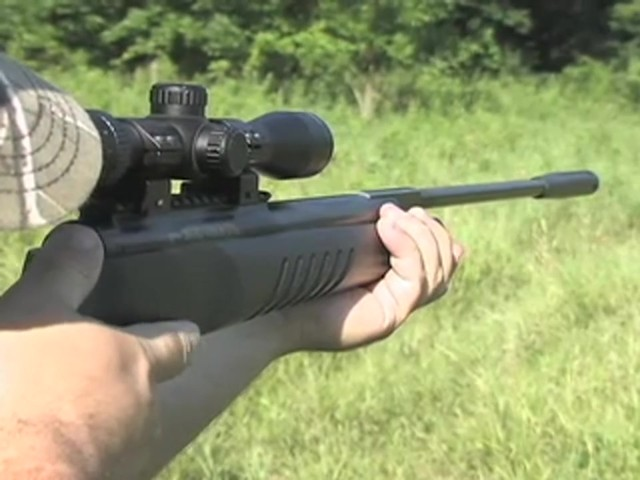 Crosman® Nitro Venom Dusk Air Rifle  - image 9 from the video