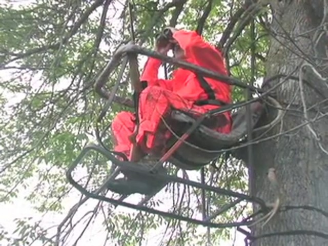 Guide Gear® Extreme Comfort Tree Stand - image 3 from the video