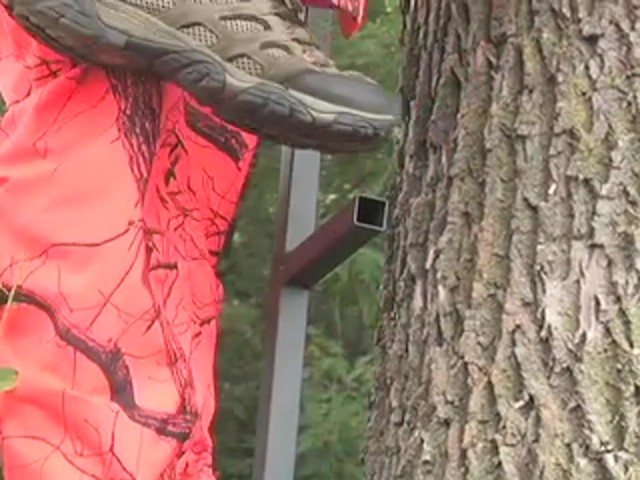 Guide Gear® Climbing Stick and Tree Stand Combo - image 4 from the video