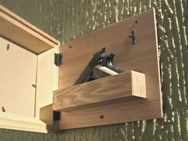 Guide Gear® Hide - A - Gun Picture Frame - image 5 from the video