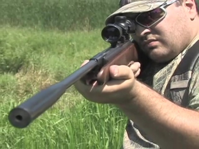 Crosman® Nitro Venom Air Rifle  - image 4 from the video