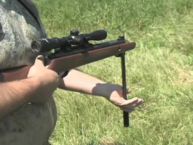 Crosman® Nitro Venom Air Rifle  - image 6 from the video