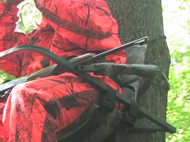 Guide Gear® Extreme Deluxe Climber Tree Stand - image 2 from the video