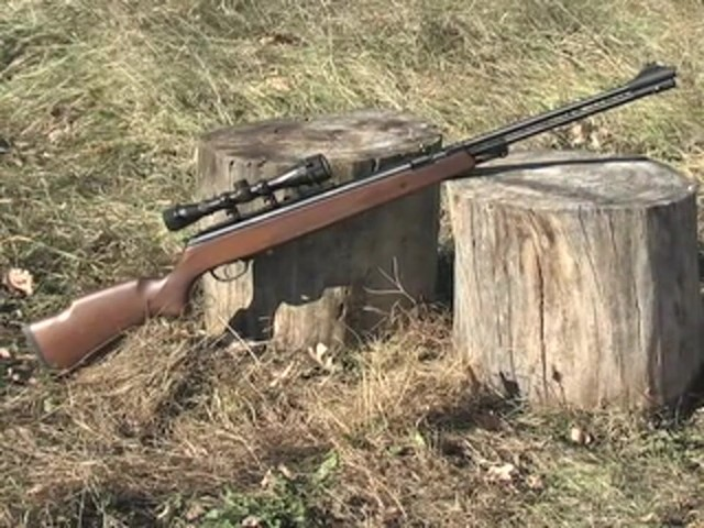 Winchester® 1100 XSU Air Rifle - image 10 from the video