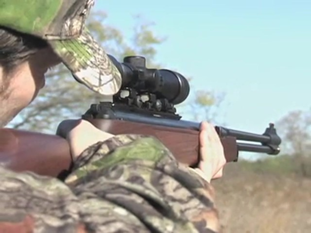 Winchester® 1100 XSU Air Rifle - image 4 from the video