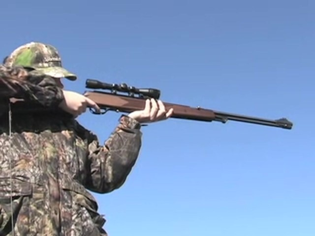 Winchester® 1100 XSU Air Rifle - image 6 from the video