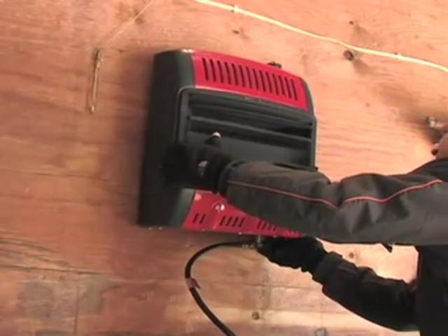 Mr Heater 174 Wall Mount Buddy Heater 187 Sportsman S Guide Video