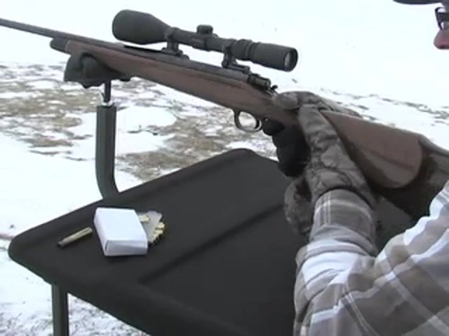 Southwest Tactical® Buck Shooting Bench - image 5 from the video