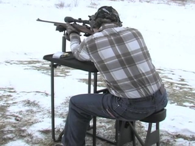 Southwest Tactical® Buck Shooting Bench - image 6 from the video