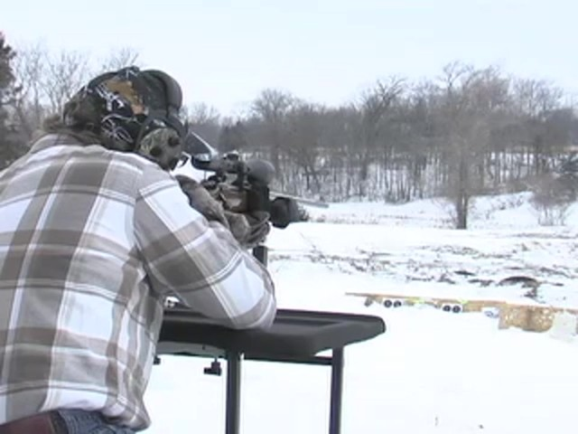 Southwest Tactical® Buck Shooting Bench - image 7 from the video