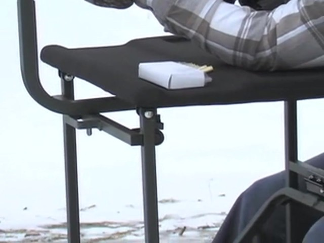 Southwest Tactical® Buck Shooting Bench - image 8 from the video