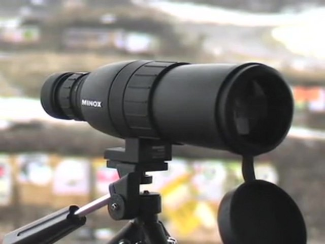 Minox® 16 - 30x50 mm Spotter Matte Black - image 1 from the video