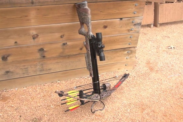 Arrow Precision™ Inferno Blitz™ Crossbow - image 1 from the video